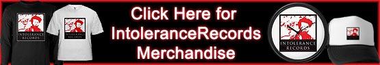 Intolerance Merchandise